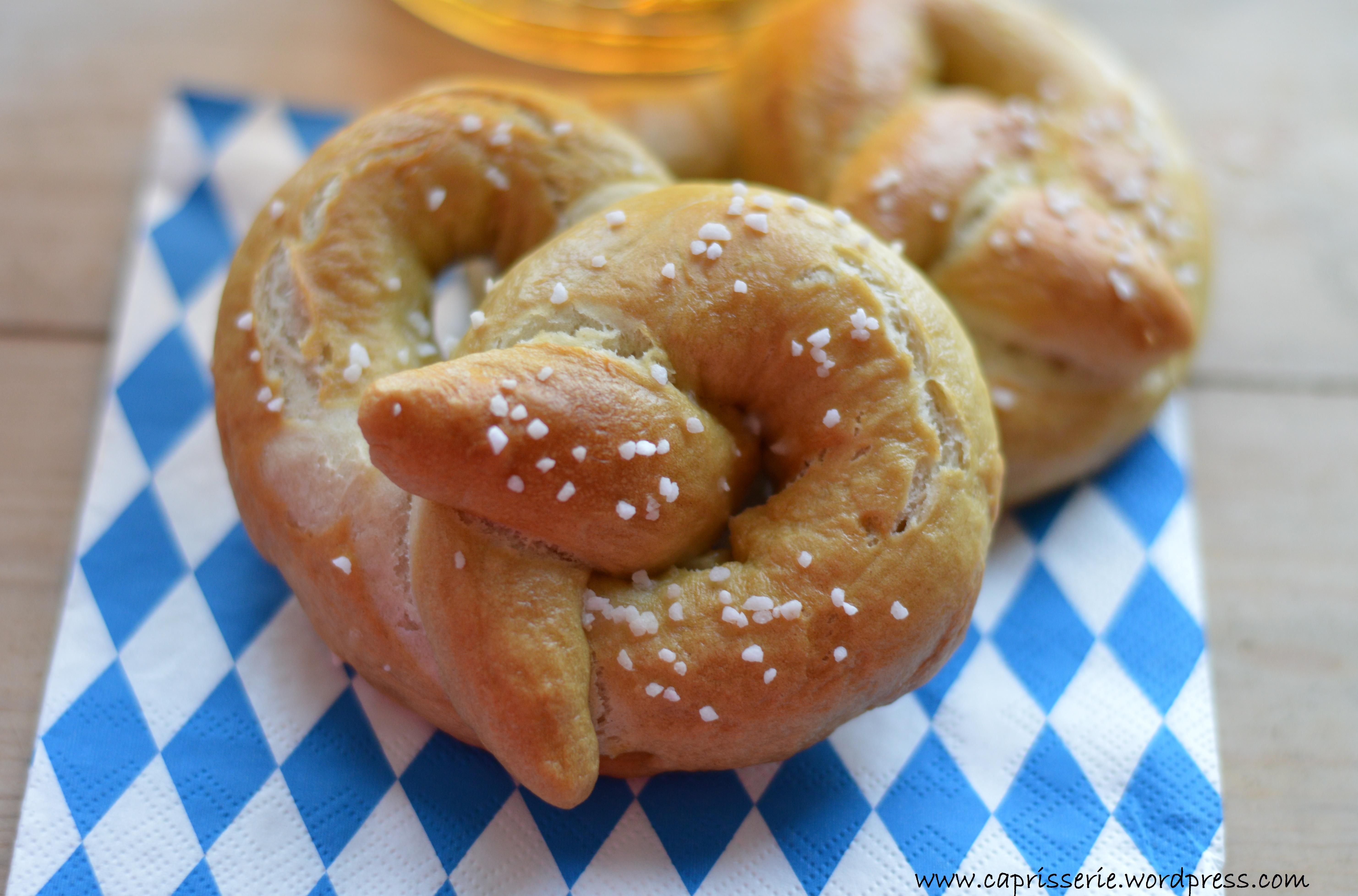 [It's time for Oktoberfest] pretzels – Caprisserie